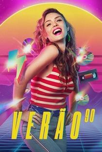 Verão 90 - Poster / Capa / Cartaz - Oficial 1