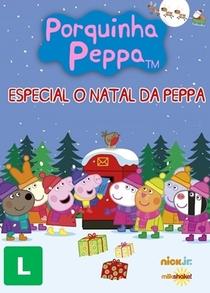 Especial o Natal da Porquinha Peppa - Poster / Capa / Cartaz - Oficial 1