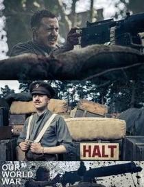 Nossa Guerra Mundial - Poster / Capa / Cartaz - Oficial 3