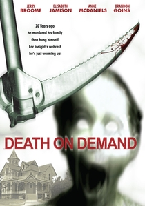 Death on Demand - Poster / Capa / Cartaz - Oficial 1