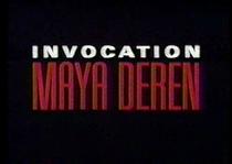 Invocation: Maya Deren - Poster / Capa / Cartaz - Oficial 1