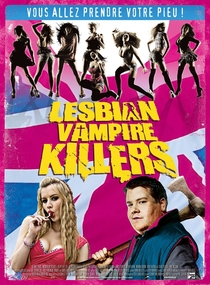 Matadores de Vampiras Lésbicas - Poster / Capa / Cartaz - Oficial 8