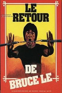 Return of Bruce - Poster / Capa / Cartaz - Oficial 3