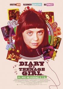 O Diário de uma Adolescente - Poster / Capa / Cartaz - Oficial 6