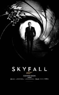 007 - Operação Skyfall - Poster / Capa / Cartaz - Oficial 1