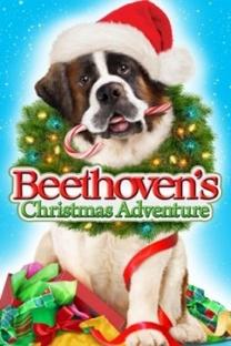 Beethoven - Aventura de Natal - Poster / Capa / Cartaz - Oficial 1