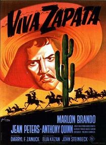 Viva Zapata! - Poster / Capa / Cartaz - Oficial 3