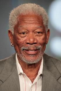 Morgan Freeman - Poster / Capa / Cartaz - Oficial 3