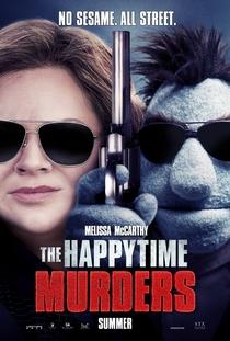 Crimes em Happytime - Poster / Capa / Cartaz - Oficial 2