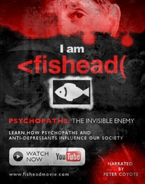 I Am Fishead: Are Corporate Leaders Psychopaths? - Poster / Capa / Cartaz - Oficial 1
