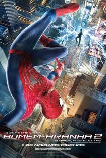 O Espetacular Homem-Aranha 2: A Ameaça de Electro - Poster / Capa / Cartaz - Oficial 1