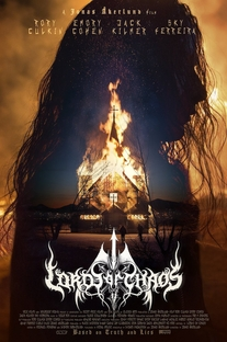 Lords of Chaos - Poster / Capa / Cartaz - Oficial 1