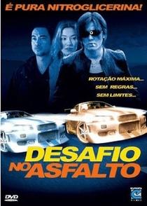 Desafio no Asfalto - Poster / Capa / Cartaz - Oficial 1
