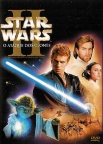 Star Wars: Episódio II - Ataque dos Clones - Poster / Capa / Cartaz - Oficial 2