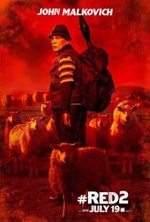 RED 2: Aposentados e Ainda Mais Perigosos  - Poster / Capa / Cartaz - Oficial 5
