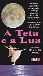 A Teta e a Lua - Poster / Capa / Cartaz - Oficial 3