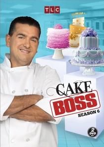Cake Boss (6ª Temporada) - Poster / Capa / Cartaz - Oficial 1