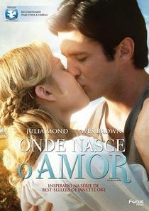 Onde Nasce o Amor - Poster / Capa / Cartaz - Oficial 2