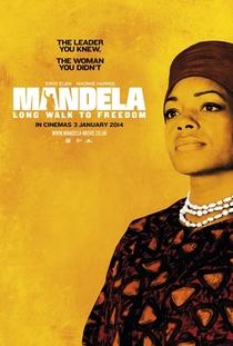 Mandela – O Caminho Para a Liberdade - Poster / Capa / Cartaz - Oficial 3