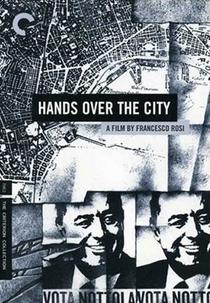 As Mãos Sobre a Cidade - Poster / Capa / Cartaz - Oficial 2