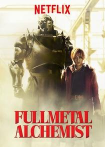 Fullmetal Alchemist - Poster / Capa / Cartaz - Oficial 9