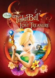 Tinker Bell e o Tesouro Perdido - Poster / Capa / Cartaz - Oficial 3
