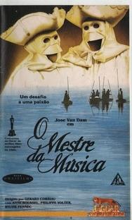 O Mestre da Música - Poster / Capa / Cartaz - Oficial 4