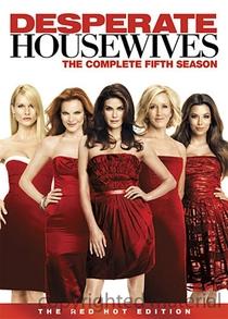 Desperate Housewives (5ª Temporada) - Poster / Capa / Cartaz - Oficial 1