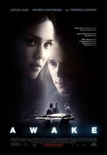 Awake - A Vida Por Um Fio - Poster / Capa / Cartaz - Oficial 1