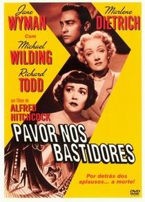 Pavor nos Bastidores - Poster / Capa / Cartaz - Oficial 8