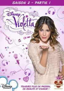 Violetta (2ª Temporada) - Poster / Capa / Cartaz - Oficial 3