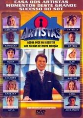 Casa dos Artistas (1ª Temporada) - Poster / Capa / Cartaz - Oficial 1