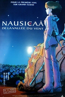 Nausicaä do Vale do Vento - Poster / Capa / Cartaz - Oficial 44