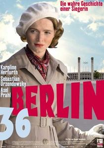 Berlin 36 - Poster / Capa / Cartaz - Oficial 1