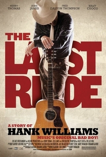 The Last Ride - Poster / Capa / Cartaz - Oficial 1