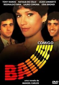 Baila Comigo - Poster / Capa / Cartaz - Oficial 1