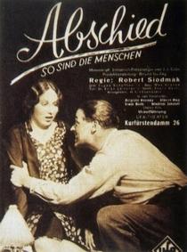Abschied - Poster / Capa / Cartaz - Oficial 1