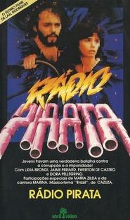 Rádio Pirata - Poster / Capa / Cartaz - Oficial 2