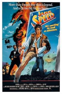 Jake Speed - Poster / Capa / Cartaz - Oficial 2