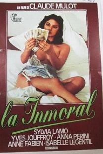 A Imoral - Poster / Capa / Cartaz - Oficial 4