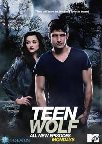 Teen Wolf (2ª Temporada) - Poster / Capa / Cartaz - Oficial 1