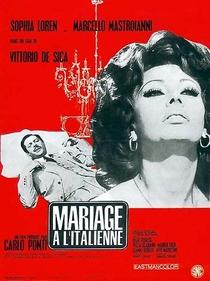 Matrimônio à italiana - Poster / Capa / Cartaz - Oficial 7