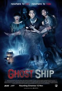 Ghost Ship - Poster / Capa / Cartaz - Oficial 2