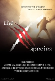 The X Species - Poster / Capa / Cartaz - Oficial 1