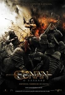 Conan, o Bárbaro - Poster / Capa / Cartaz - Oficial 4