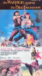 The Warrior and the Blind Swordsman - Poster / Capa / Cartaz - Oficial 2