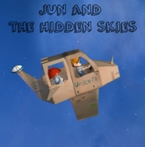 Jun & the Hidden Skies - Poster / Capa / Cartaz - Oficial 1