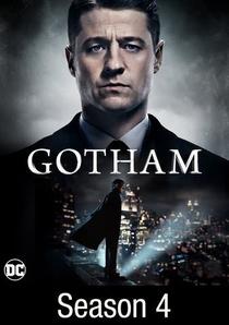 Gotham (4ª Temporada) - Poster / Capa / Cartaz - Oficial 4