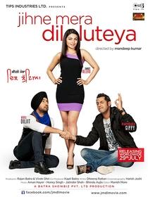 Jihne Mera Dil Luteya - Poster / Capa / Cartaz - Oficial 2