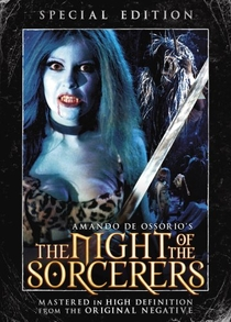 The Night of the Sorcerers - Poster / Capa / Cartaz - Oficial 3
